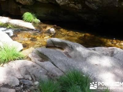 Las Pesquerías Reales - Senderismo Segovia (Ruta de las Pesquerías Reales); sendero gps